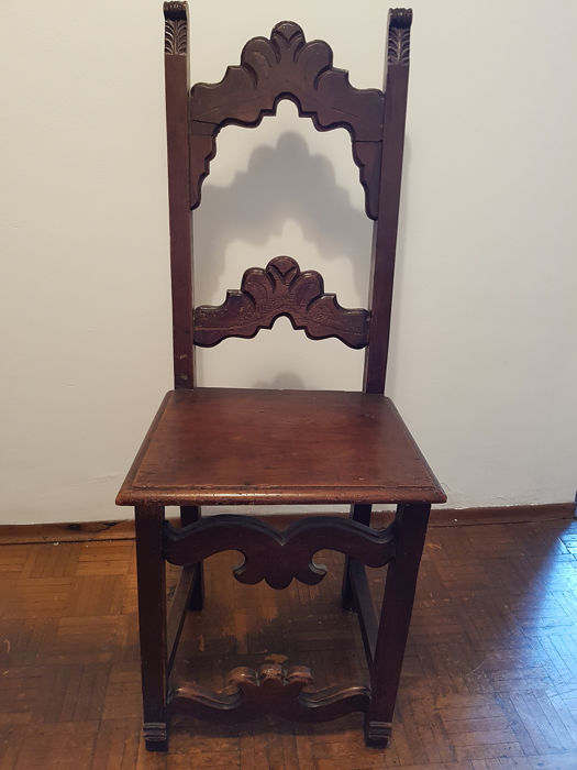 Chair - Wood - 18th century