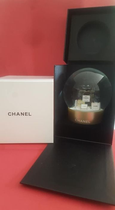 CHANEL NO.5 - snow ball (1) - Glass