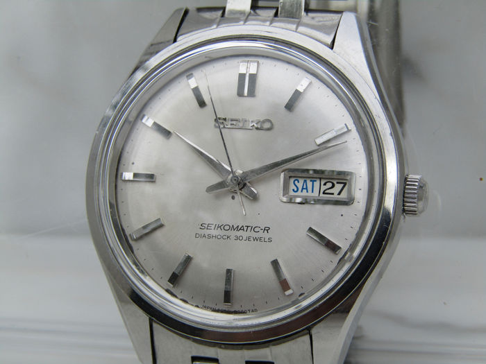 Seiko - Seikomatic R - 8306- 8000 - Men - 1960-1969