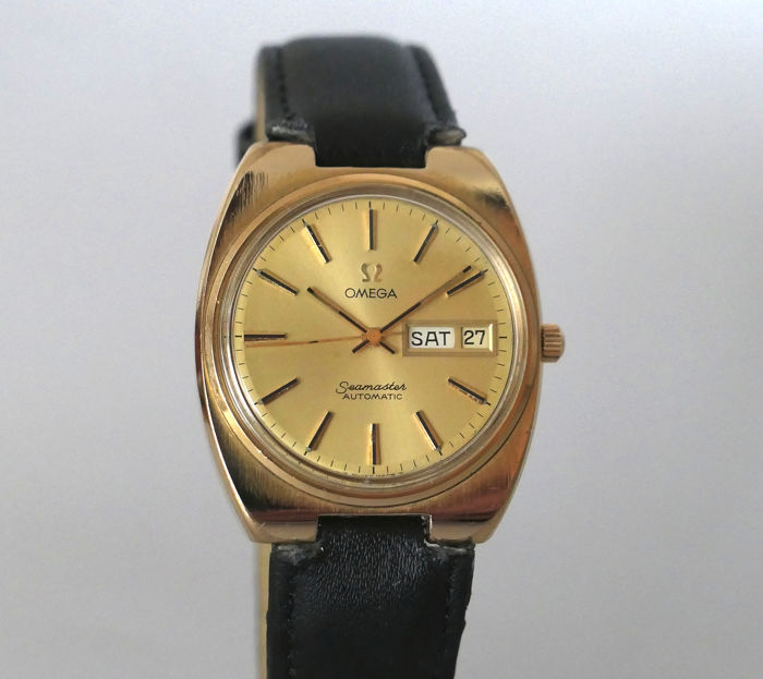 Omega - Seamaster - Ω 1020 Automatic - Homme - 1970-1979
