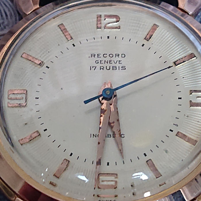 Record - Dress watch  - 400 - Homme - 1901-1949