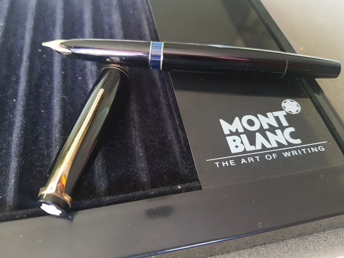 Montblanc - 24 - Stylo plume - Pointe en or 14 carats (OM)