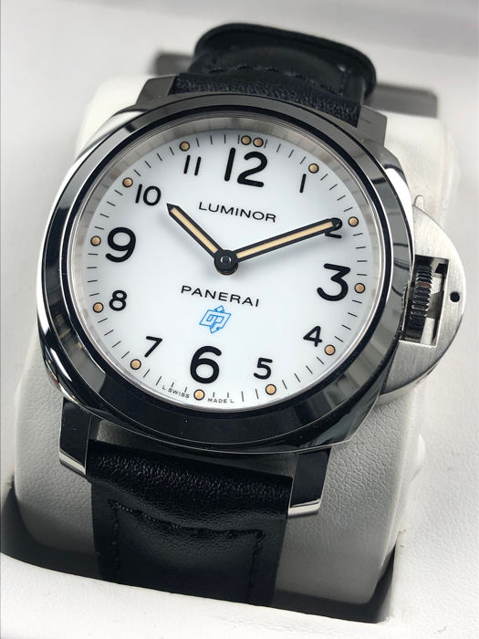 Officine Panerai - Luminor Base Logo  - PAM00630 - Heren - 2011-heden