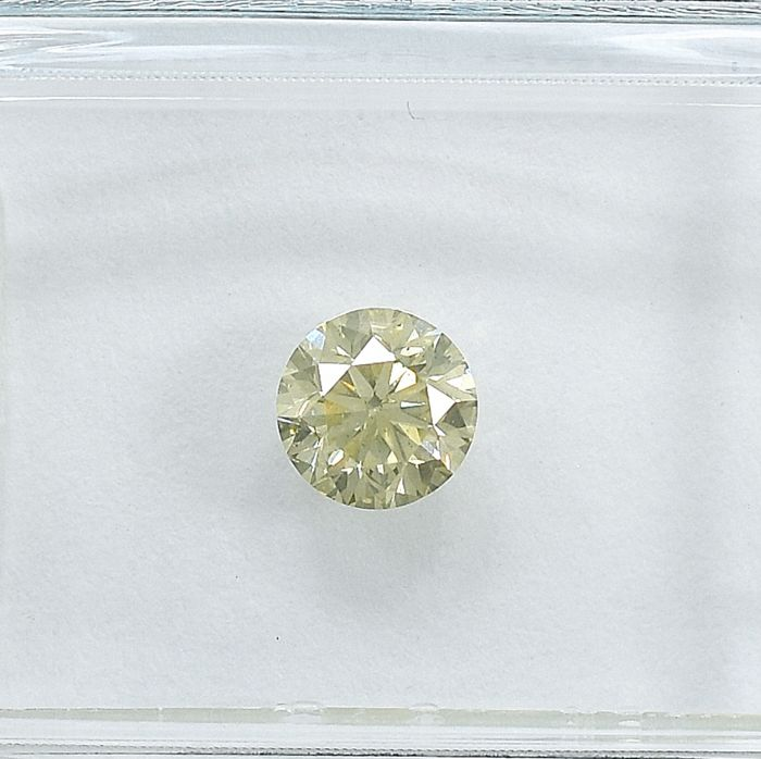 Diamond - 0.50 ct - Brilliant - SI2