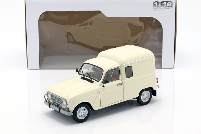 Solido - 1:18 - Renault 4LF4 1975