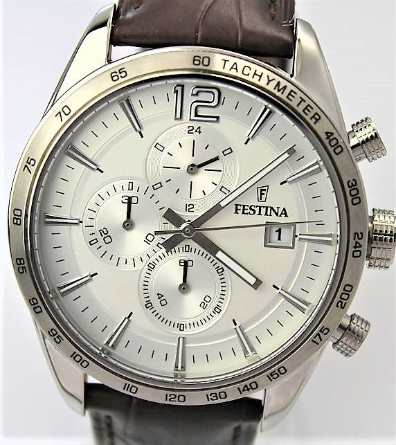 Festina - Chronograph - Excellent Condition - Men - 2011-present