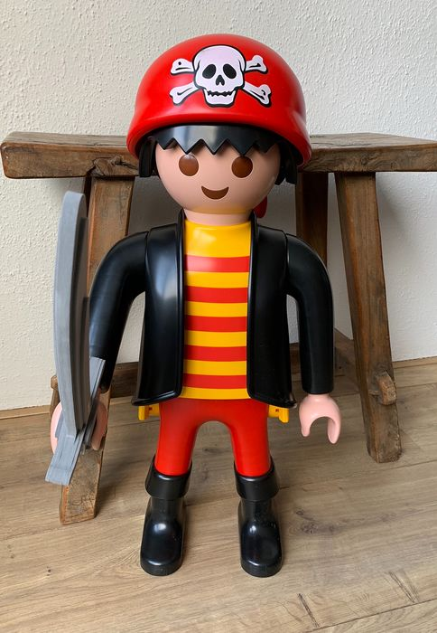 Playmobil - Large mannequin Pirate
