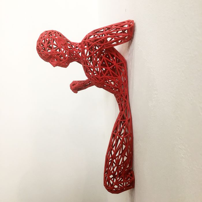 Andrea Giorgi - wall sculpture ESCAPE II