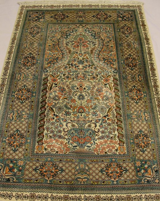 Hereke - Carpet - 121 cm - 81 cm