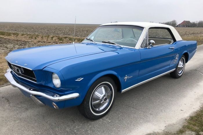Ford USA - Mustang - 1966