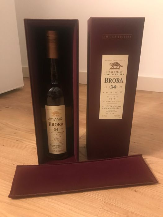 Brora 1982 34 years old Special Release 2017 - Original bottling - 70cl
