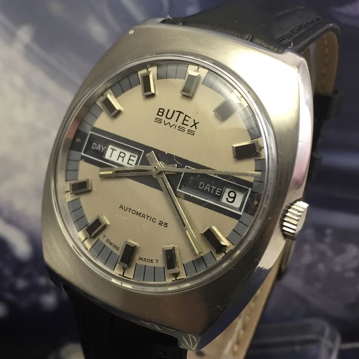 Butex - Day Date - 743000 - Άνδρες - 1970-1979