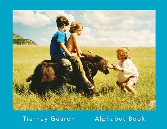 Signed; Tierney Gearon - Alphabet Book. With limited edition print - 2014