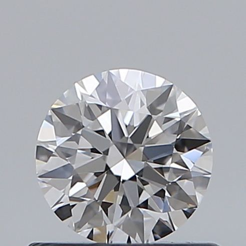 1 pcs Diamant - 0.40 ct - Brillant - D (incolore) - VVS1