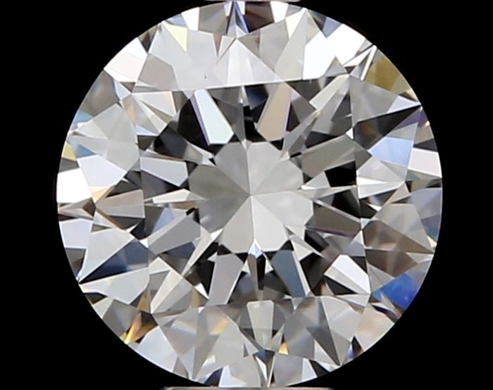 1 pcs Diamond - 1.19 ct - Brilliant - D (colourless) - IF (flawless)