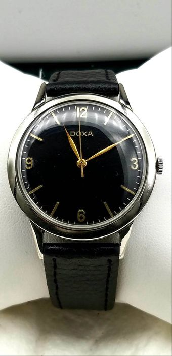 Doxa - Swiss made 36mm - Homme - 1960-1969