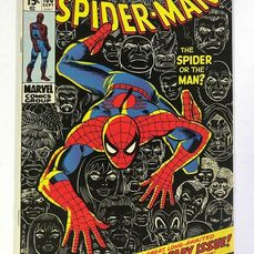 The Amazing Spider-man (Vol.1 1963) - #100, Very High Grade!!! - 1ère édition