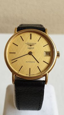 Longines - Vintage Automatic - Yellow Dial 'NO RESERVE PRICE' - Reference 6194 994 - 男士 - 1990-1999
