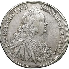 Germany - Augsburg - Thaler  1764 F(A)H - Silver