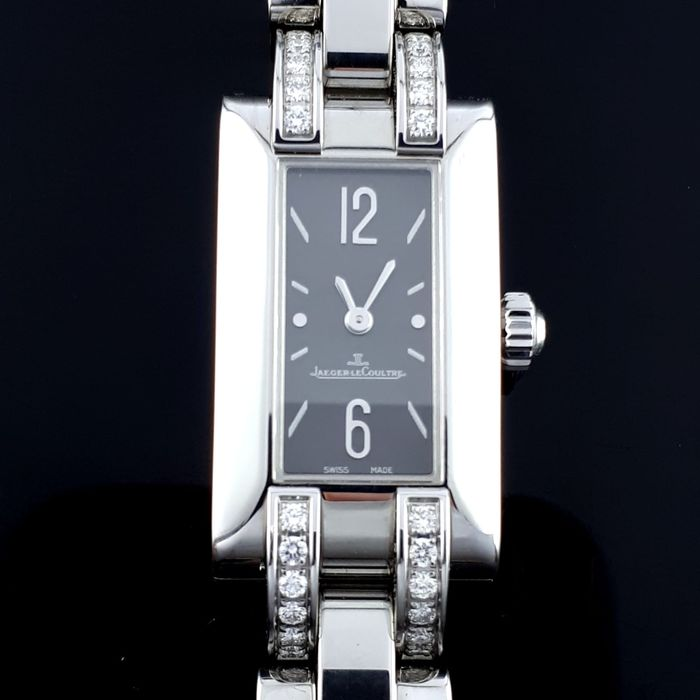 "Jaeger-LeCoultre - Ideale Double Tour Diamonds - ""NO RESERVE PRICE"" - 460.8.86 - Női - 2000-2010"