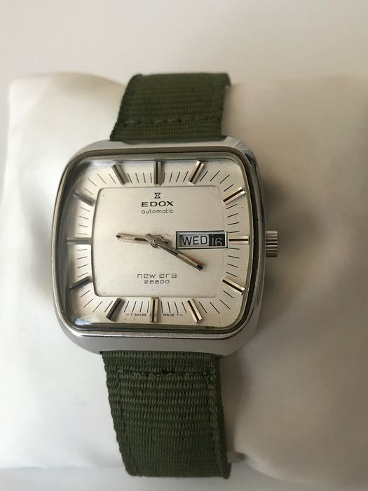 Edox - New Era - Bărbați - 1970-1979