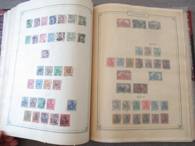 Duitsland - Significant collection of stamps