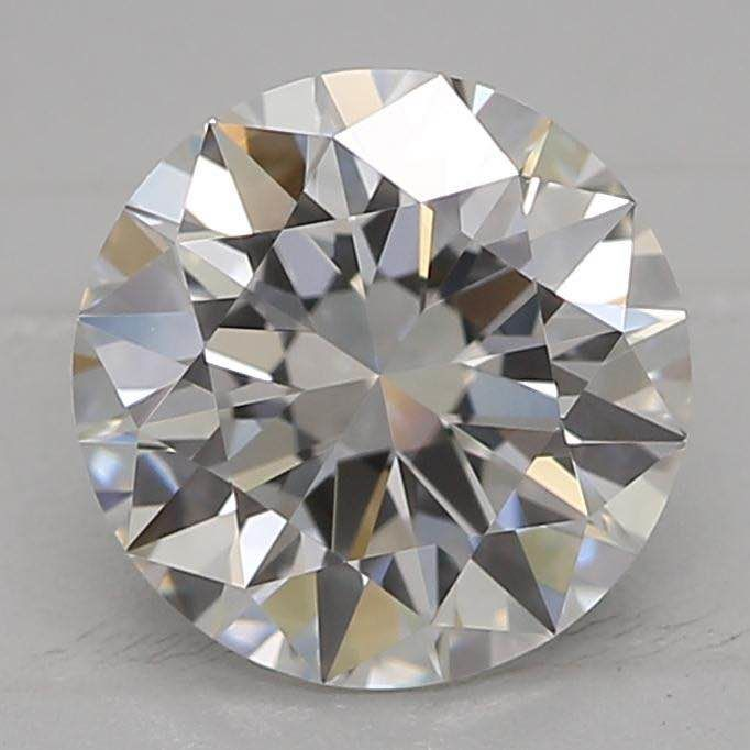 1 pcs Diamante - 0.40 ct - Brillante - D (incolore) - IF (Internamente Perfetto), LC (Puro alla Lente)