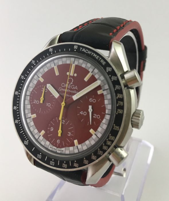 Omega - Speedmaster Michael Schumacher Limited Edition - 175.0032.1 - Homem - 2000-2010