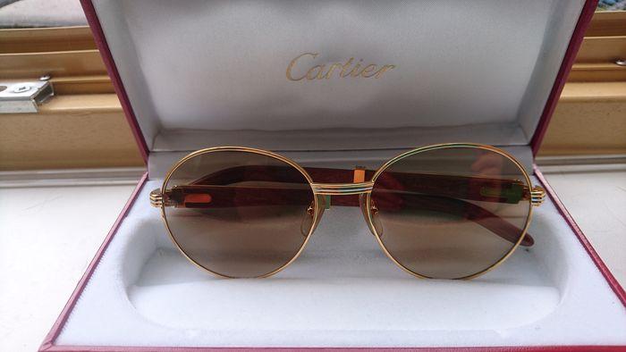 Cartier - Cartier Bagatelle Sunglasses