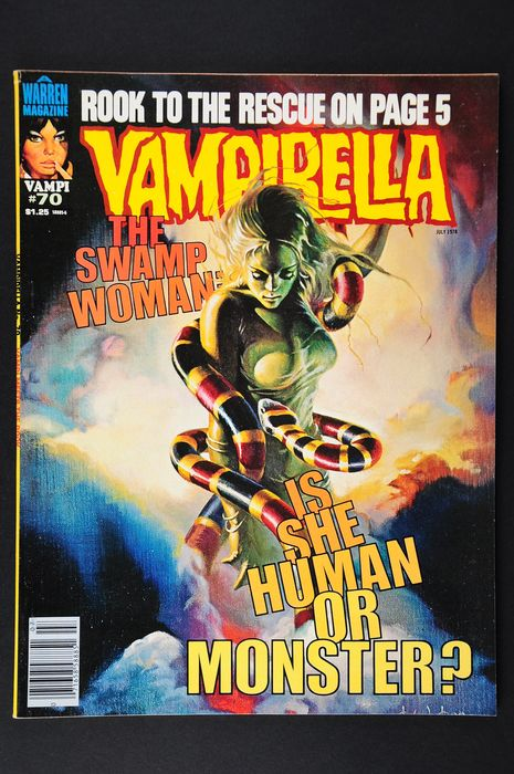 Vampirella (Vol.1 1969) - #70/79. Very High Grade!!!  - 1st Edition