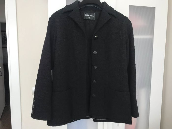 Chanel - Coat, Jacket - Size: EU 40 (IT 44 - ES/FR 40 - DE/NL 38)