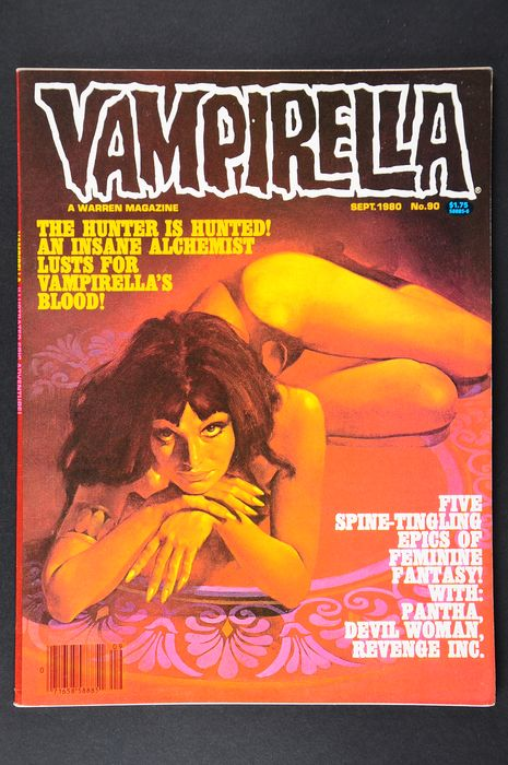 Vampirella (Vol.1 1969) - #90/99. Very High Grade!!!  - 1st Edition