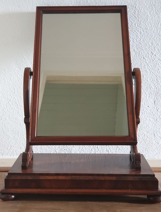 Table mirror - Victorian Style