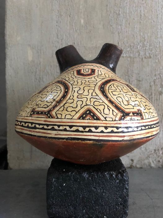Bottle - Earthenware - Brazil