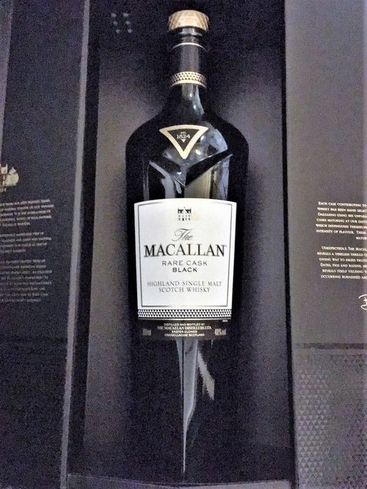 Macallan Rare Cask Black  - Official bottling - 700ml