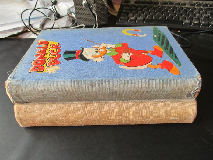 Donald Duck - Donald Duck ingebonden 1959. - Hardcover - First edition - (1959)