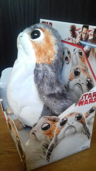Star Wars - Hasbro - Interactive Porg