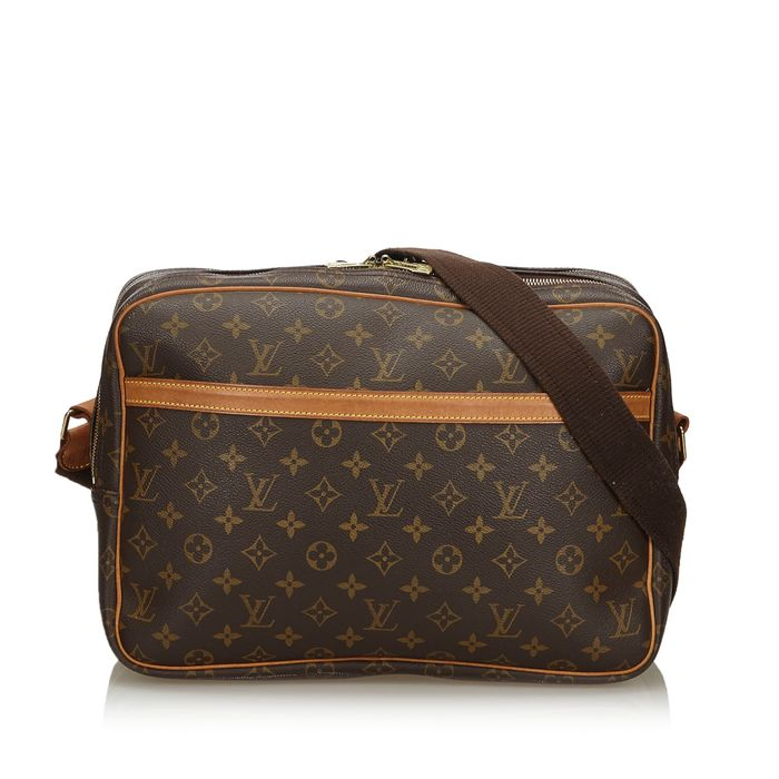 Louis Vuitton - Monogram Reporter GM Crossbody bag