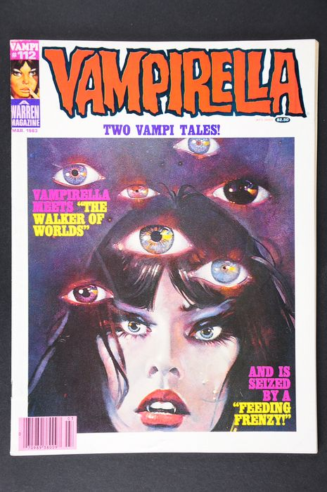 Vampirella (Vol.1 1969) - #112, Very High Grade!!! - 1st Edition