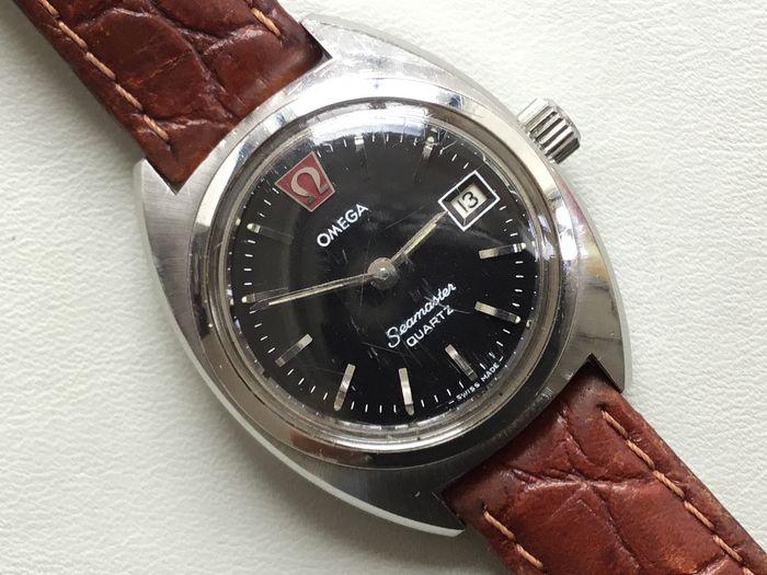 Omega - Seamaster - ¨NO RESERVE PRICE¨ - Women - 1970-1979