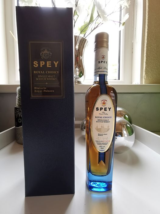 Spey Royal Choice single malt - Speyside Distillery - 20cl