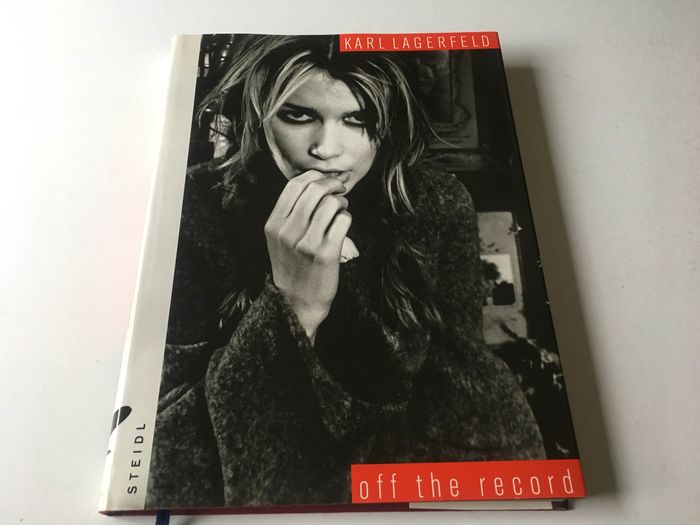 Karl Lagerfeld - Off The Record - 1994