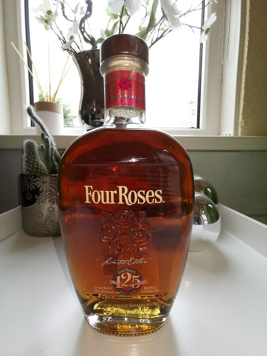 Four Roses Limited small batch 125th anniversary edition - 0.7 Ltr