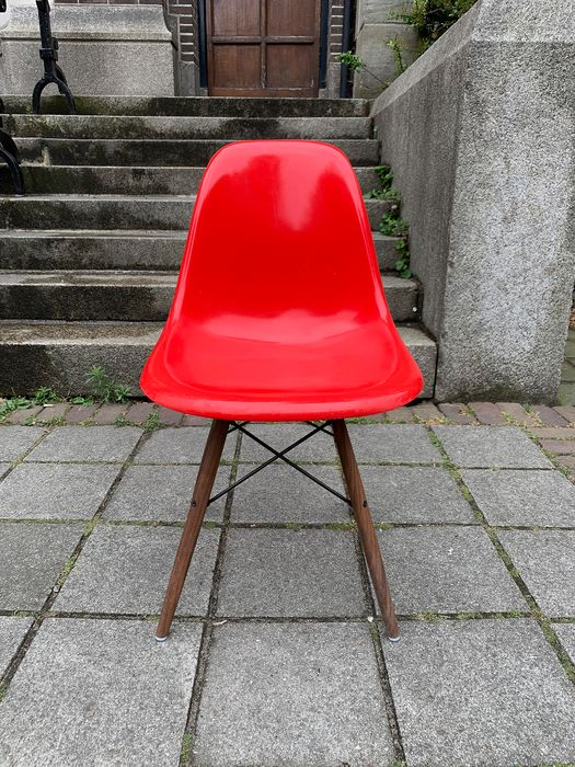 Charles Eames, Ray Eames - Vitra - Dining room chair - DSW