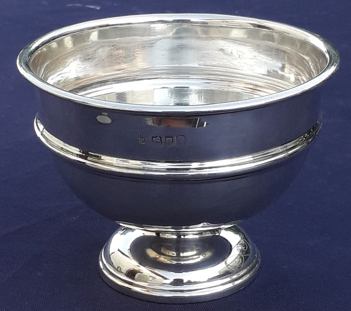 Silver Bowl - Silver - Charles Stuart Harris, London - England - Late 19th century