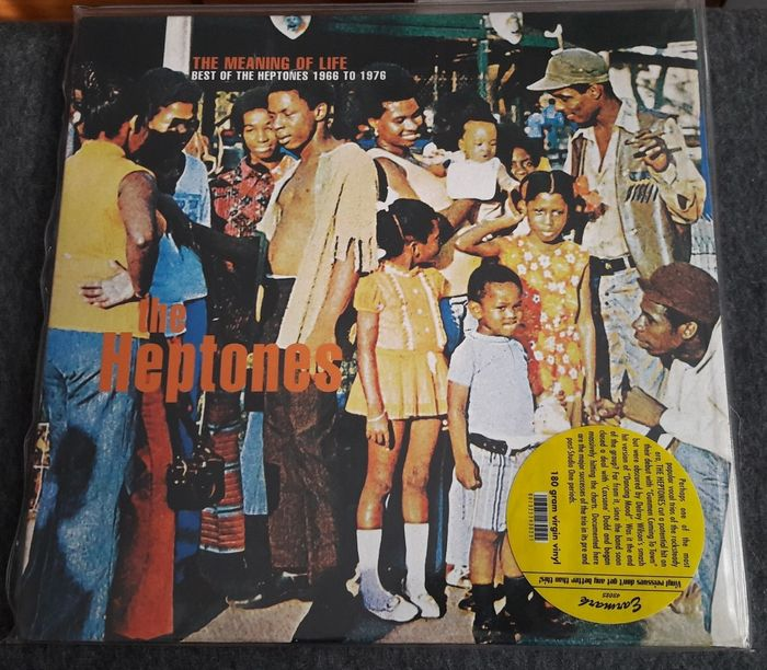 The Heptones - Diverse artiesten - The Meaning Of Life - Best Of The Heptones 1966-1976 - 2xLP Album (dubbel album) - 2004/1999
