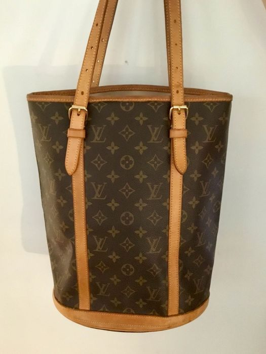 Louis Vuitton Bucket Bolso de bandolera Catawiki