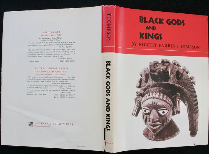Blaks Gods And Kings by Robert Farris Thomson - English - EO - 1976 (1) - Paper - West Africa
