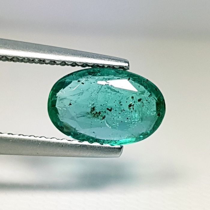 Green Emerald - 1.13 ct