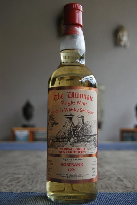 Rosebank 1991 14 years old - The Ultimate - 70cl